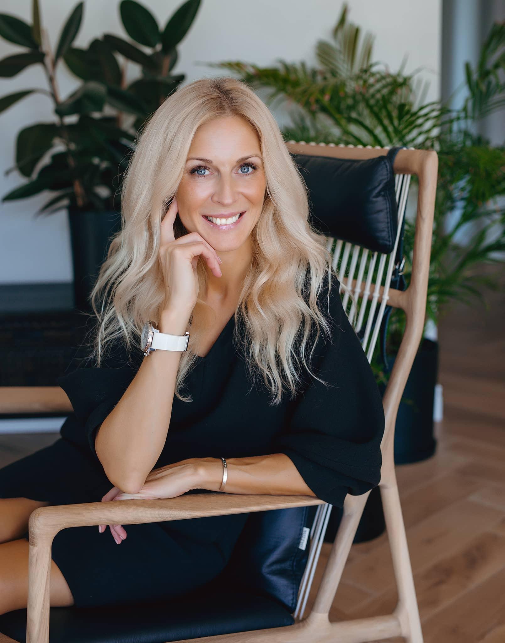 Lilia Kristianson - Vesivärava 9 sisekujunduslik lahendus